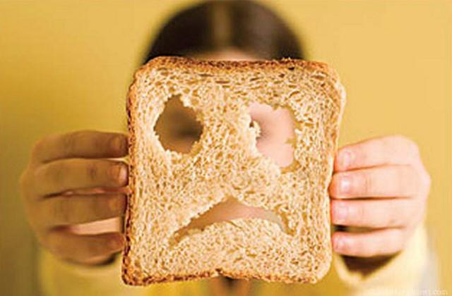 целевая аудитория не ест хлеб